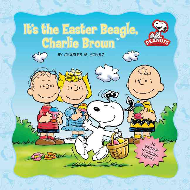 It's the Easter Beagle, Charlie Brown (Paperback)