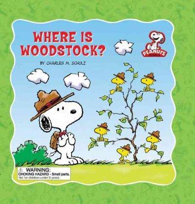 Where is Woodstock? (Hardcover)