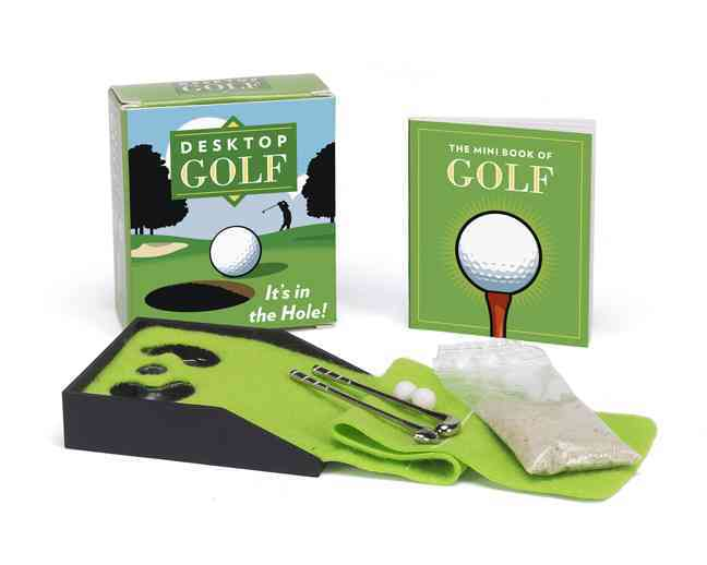 Desktop Golf (Paperback)