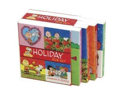 Peanuts Holiday Box Set (Paperback)