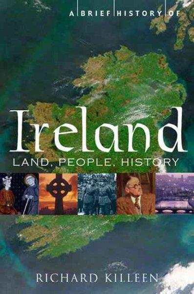 A Brief History of Ireland (Paperback)