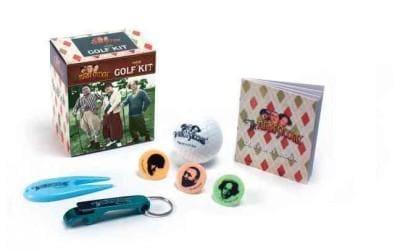 The Three Stooges Golf Kit