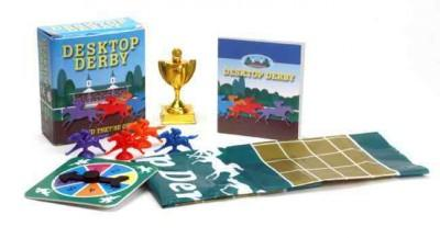 Desktop Derby: And They're Off! (Paperback)