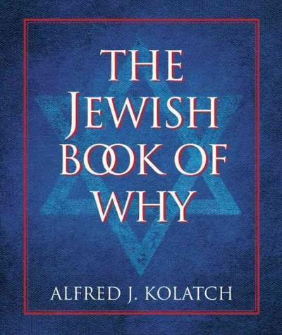 The Jewish Book of Why (Hardcover)