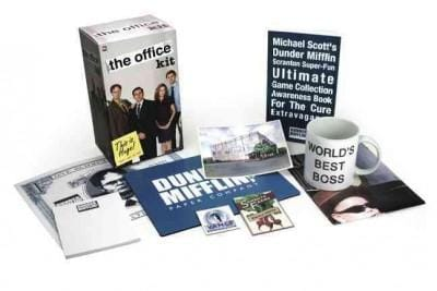 The Office Kit: This Is Huge! (That's What She Said) (Hardcover)