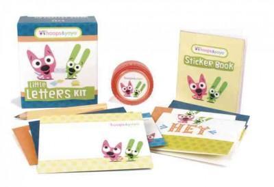 Hoops & Yoyo: Little Letters Kit (Hardcover)
