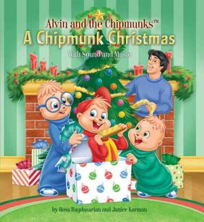 A Chipmunk Christmas: With Sound and Music (Hardcover)