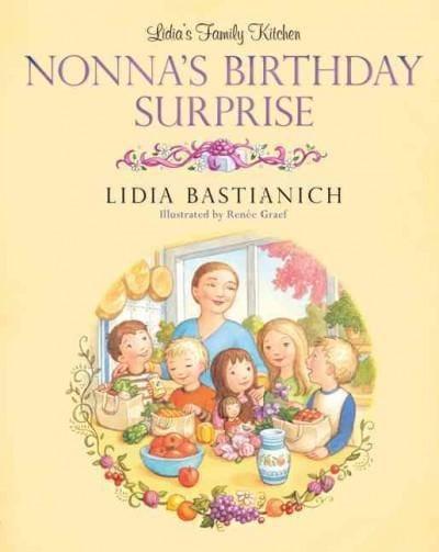 Nonna's Birthday Surprise (Hardcover)