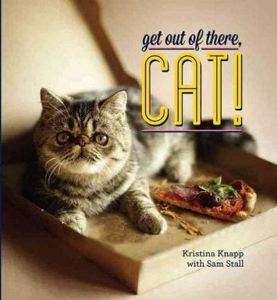 Get Out of There, Cat! (Hardcover)