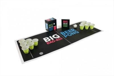 Big Bad-Ass Beer Pong (Paperback)