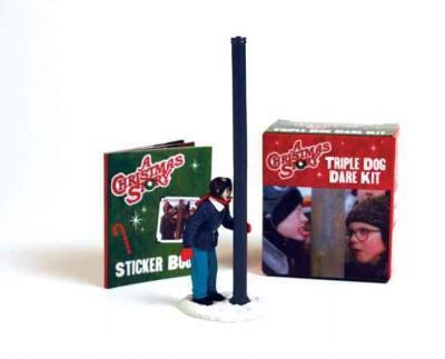 A Christmas Story Triple Dog Dare Kit (Paperback)