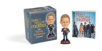 How I Met Your Mother: Mini Barney Bobblehead Included!