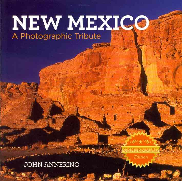 New Mexico: A Photographic Tribute (Hardcover)