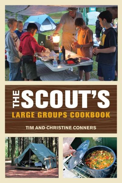 The Scout's Large Groups Cookbook (Paperback)
