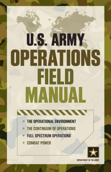 U.S. Army Operations Field Manual (Paperback) - Thumbnail 0