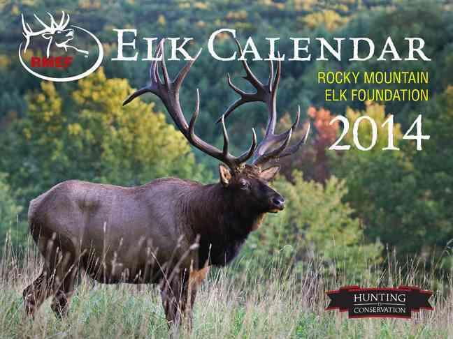 Elk 2014 Calendar (Calendar)