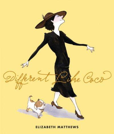 Different Like Coco (Hardcover)