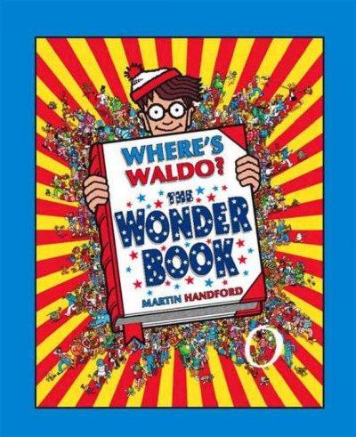 Where's Waldo? The Wonder Book (Hardcover)