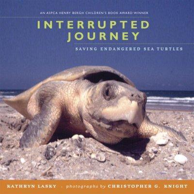 Interrupted Journey: Saving Endangered Sea Turtles (Paperback)
