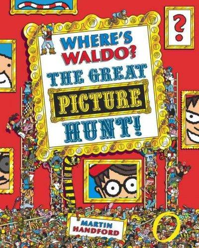 Where's Waldo? the Great Picture Hunt! (Hardcover)