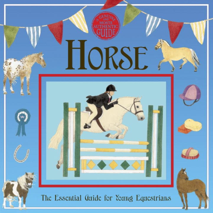 Horse: The Essential Guide for Young Equestrians (Hardcover)