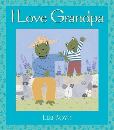 I Love Grandpa (Hardcover)