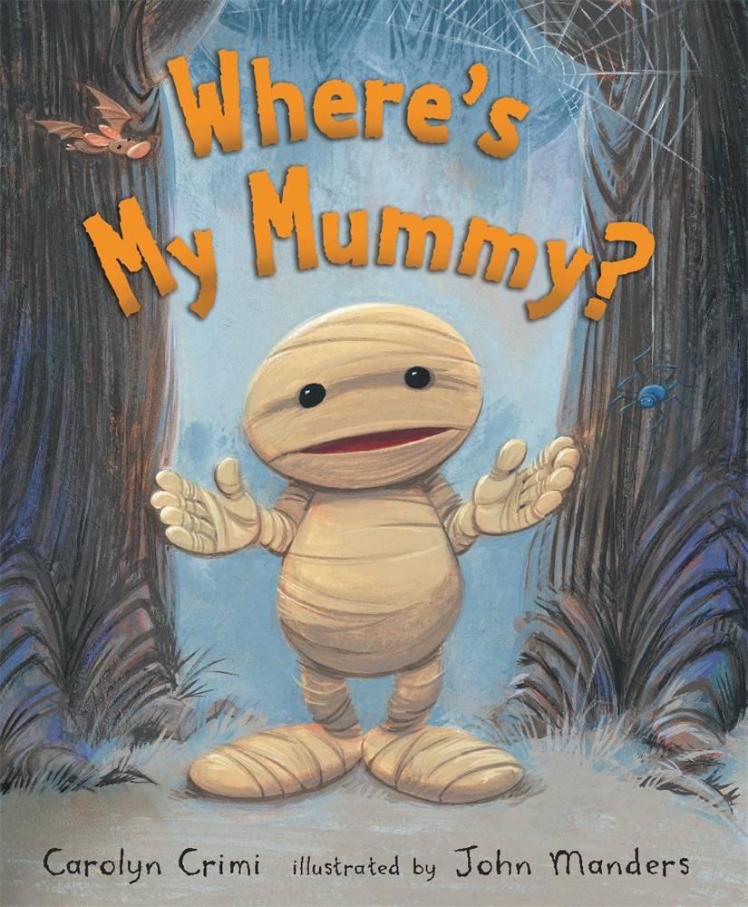 Where's My Mummy? (Hardcover)
