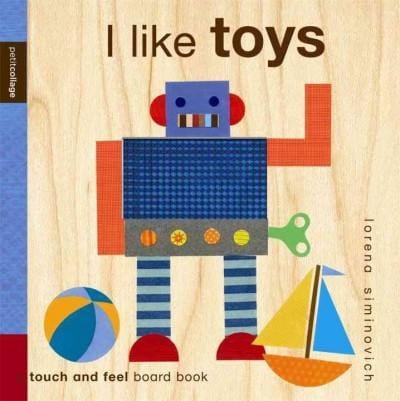 I Like Toys (Board book)