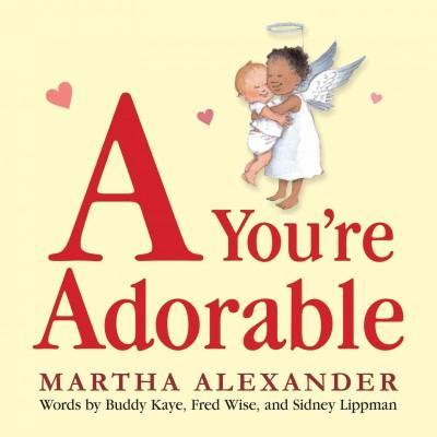 A You're Adorable (Board book)