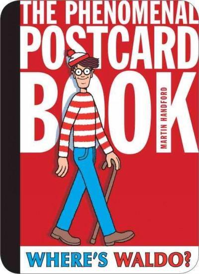 Where's Waldo? The Phenomenal Postcard Book (Paperback)