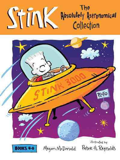 Stink: The Absolutely Astronomical Collection, Books 4-6 (Paperback)