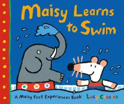 Maisy Learns to Swim (Hardcover)