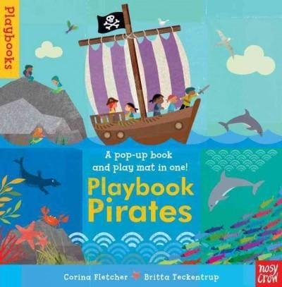 Playbook Pirates (Hardcover)