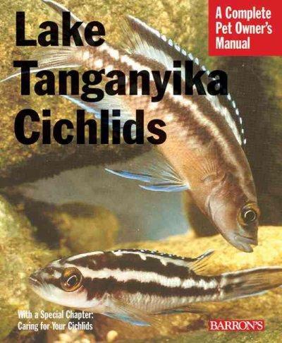 Lake Tanganyika Cichlids (Paperback)