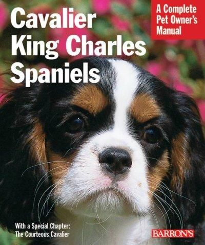 Cavalier King Charles Spaniels: Everything About Purchase, Care, Nutritioin, Behavior, and Training (Paperback) - Thumbnail 0