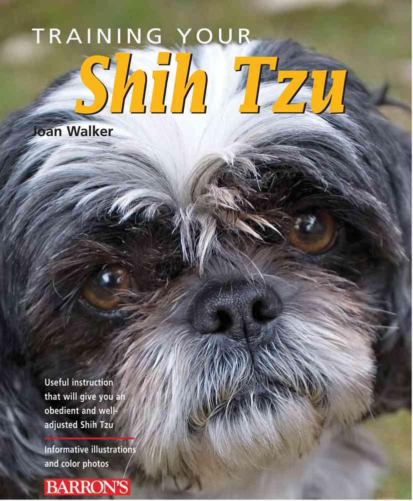 Training Your Shih Tzu (Paperback)