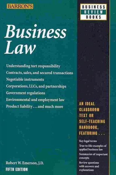 Business Law (Paperback)