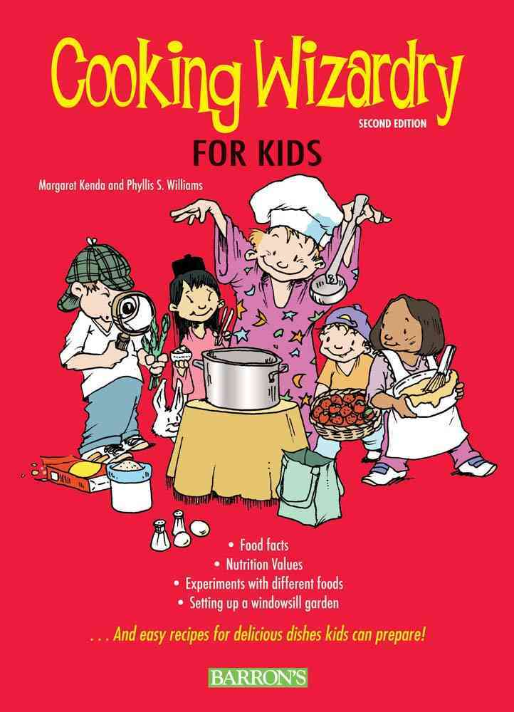 Cooking Wizardry for Kids (Spiral bound)
