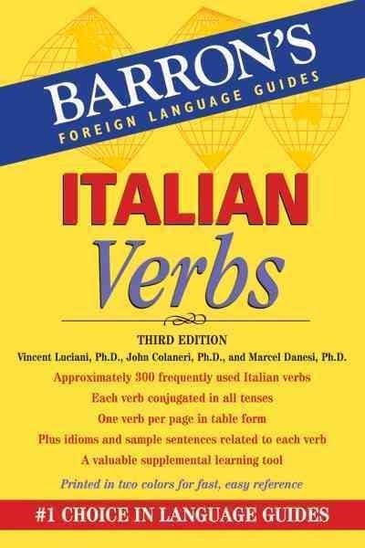 Italian Verbs (Paperback)