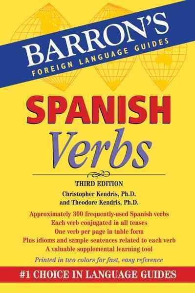 Spanish Verbs (Paperback)