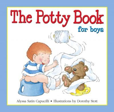 The Potty Book for Boys (Hardcover)