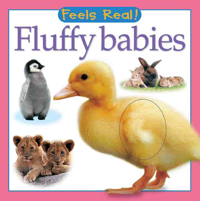 Fluffy Babies (Board book)