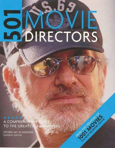 501 Movie Directors (Hardcover)