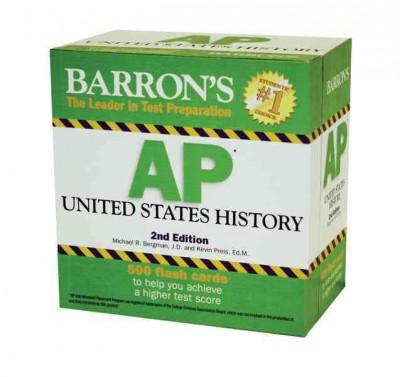 Barron's AP United States History (Cards)