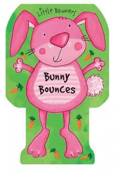 Bunny Bounces (Board book)