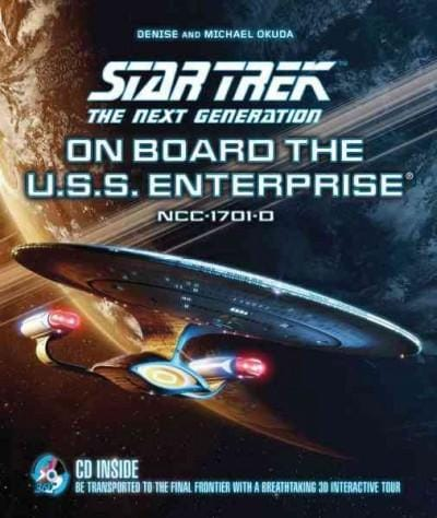 On Board the U.S.S. Enterprise: Be Transported to the Final Frontier With a Breathtaking 3D Tour