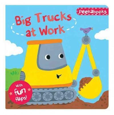 Big Trucks at Work (Board book)