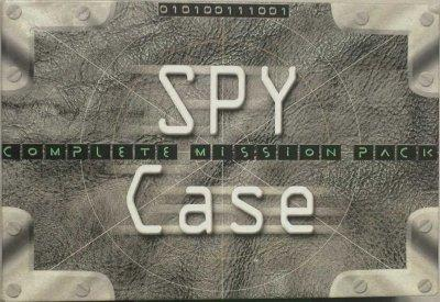 Spy Case: Complete Mission Pack (Hardcover)