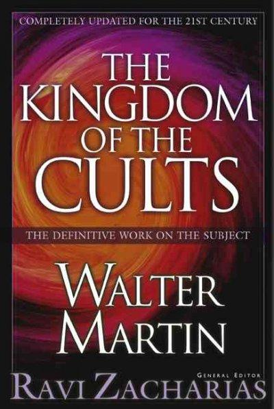 The Kingdom of the Cults (Hardcover)