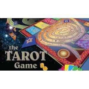 The Tarot Game (Hardcover)